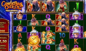 Christmas Carol Megaways, ecco la slot di Natale di Pragmatic Play